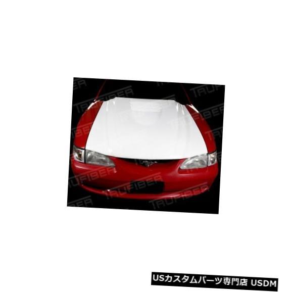 ボンネット 99-04フォードマスタングTruFiberコブラRボディキット-フード!!! TF10023-A31 99-04 Ford Mustang TruFiber Cobra R Body Kit- Hood!!! TF10023-A31