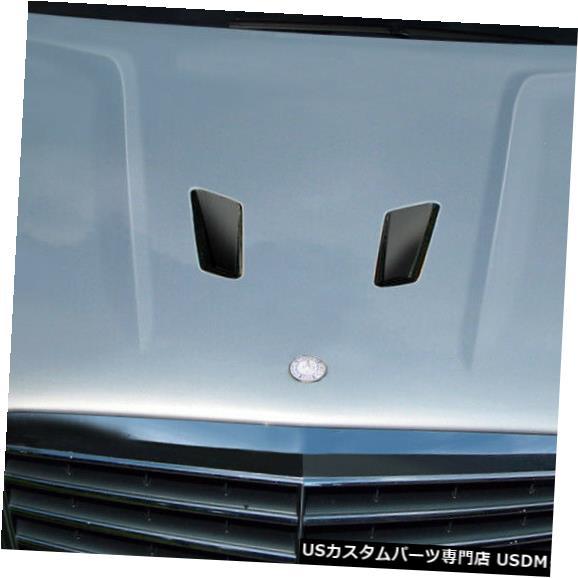 ボンネット 03-09メルセデスEクラスブラックシリーズルックDuraflexボディキット-フード!!! 112199 03-09 Mercedes E Class Black Series Look Duraflex Body Kit- Hood!!! 112199