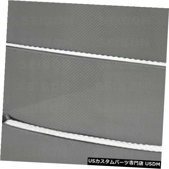 ボンネット 89-94は日産240SX DVII Seibonカーボンファイバーボディキットに適合-フードHD9094NSR32-DV II 89-94 Fits Nissan 240SX DVII Seibon Carbon Fiber Body Kit- Hood HD9094NSR32-DVII