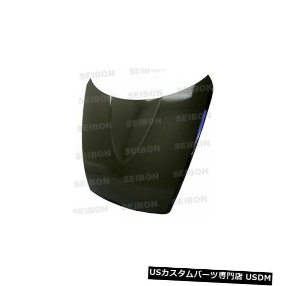 ボンネット 04-08マツダRX8 OEスタイルセイボンカーボンファイバーボディキット-フード!!! HD0405MZRX8-OE 04-08 Mazda RX8 OE-Style Seibon Carbon Fiber Body Kit- Hood!!! HD0405MZRX8-OE