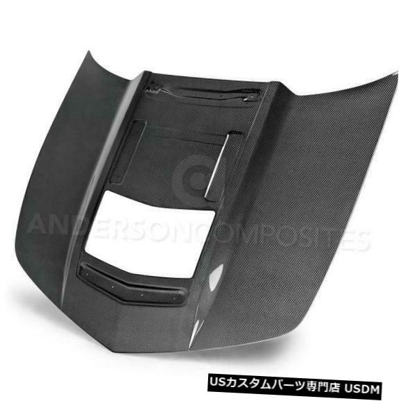 ボンネット 10-15カマロZL1タイプZLアンダーソンカーボンファイバーボディキットフード!!! AC-HD14CHCAM-Z L 10-15 Camaro ZL1 Type-ZL Anderson Carbon Fiber Body Kit- Hood!!! AC-HD14CHCAM-ZL