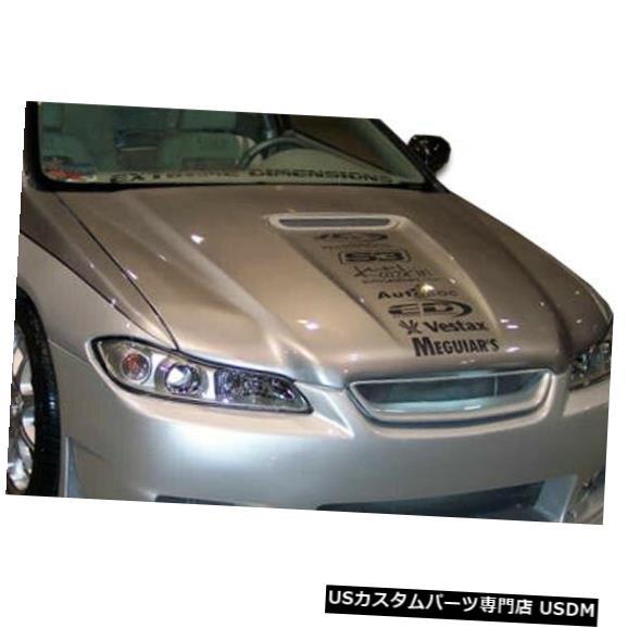 ボンネット 98-02ホンダアコード4DRスパイダー2デュラフレックスボディキット-フード!!! 101983 98-02 Honda Accord 4DR Spyder 2 Duraflex Body Kit- Hood!!! 101983