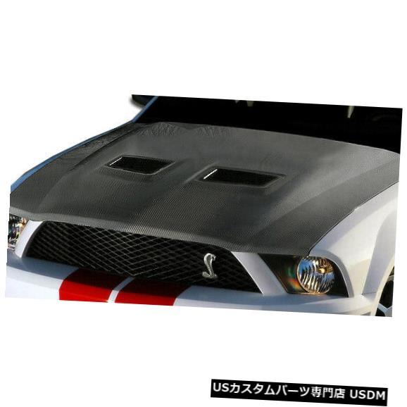 ボンネット 05-09フォードマスタングコブラOEMカーボンファイバークリエーションボディキット-フード!!! 104999 05-09 Ford Mustang Cobra OEM Carbon Fiber Creations Body Kit- Hood!!! 104999