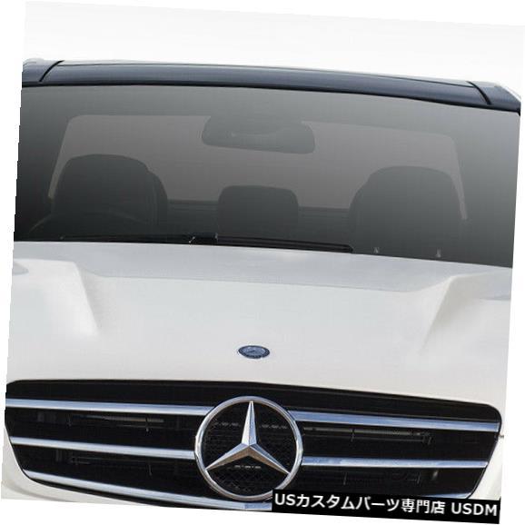 ボンネット 12-14メルセデスCクラスC63外観Duraflexボディキット-フード!!! 112749 12-14 Mercedes C Class C63 Look Duraflex Body Kit- Hood!!! 112749