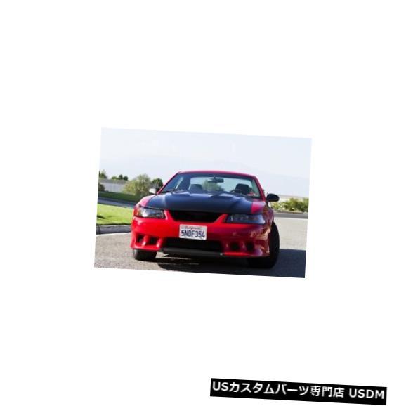 ボンネット 99-04フォードマスタングTruFiberカーボンファイバーターミネーターボディキット-フード!! TC10023-A70 99-04 Ford Mustang TruFiber Carbon Fiber Terminator Body Kit- Hood!! TC10023-A70