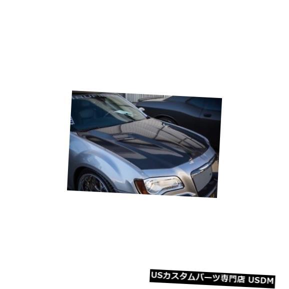 ボンネット 11-15クライスラー300C TruFiberカーボンファイバーRTCボディキット-フード!!! TC60021-A58 11-15 Chrysler 300C TruFiber Carbon Fiber RTC Body Kit- Hood!!! TC60021-A58