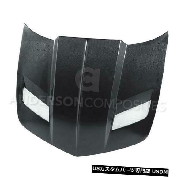 ボンネット 10-13カマロタイプBBIIアンダーソンカーボンファイバーボディキットフード! AC-HD1011CHCAM -BBII 10-13 Camaro Type-BBII Anderson Carbon Fiber Body Kit- Hood! AC-HD1011CHCAM-BBII