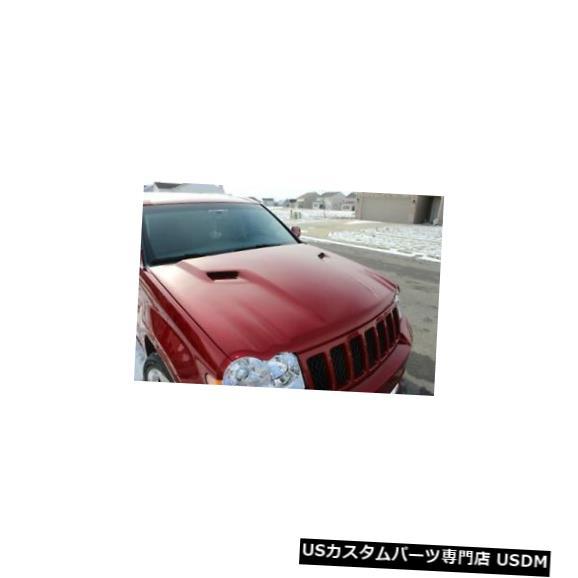 ボンネット 05-10ジープグランドチェロキーTruFiber RTCボディキット-フード!!! TF50020-A58 05-10 Jeep Grand Cherokee TruFiber RTC Body Kit- Hood!!! TF50020-A58