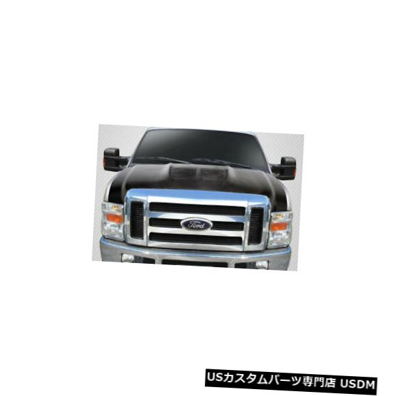 ボンネット 08-10フォードスーパーデューティーGT500 V2カーボンファイバークリエーションズボディキット-フード!!! 115350 08-10 Ford Super Duty GT500 V2 Carbon Fiber Creations Body Kit- Hood!!! 115350