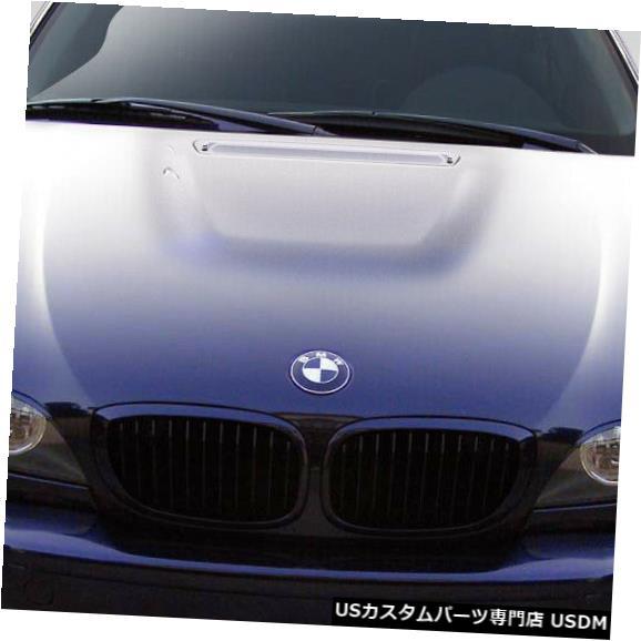 ボンネット 04-06 BMW 3シリーズM3ルックDuraflexボディキット-フード!!! 108627 04-06 BMW 3 Series M3 Look Duraflex Body Kit- Hood!!! 108627