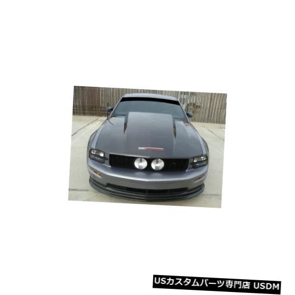 ボンネット 05-09フォードマスタングTruFiberカーボンファイバー3インチカウルボディキット-フード!!! TC10024-A49-3 05-09 Ford Mustang TruFiber Carbon Fiber 3