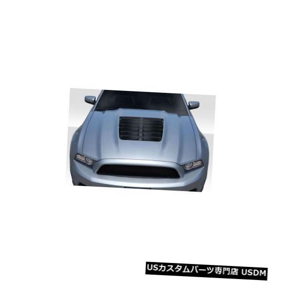 ボンネット 13-14フォードマスタングGT500 V2 Duraflexボディキット-フード!!! 115197 13-14 Ford Mustang GT500 V2 Duraflex Body Kit- Hood!!! 115197