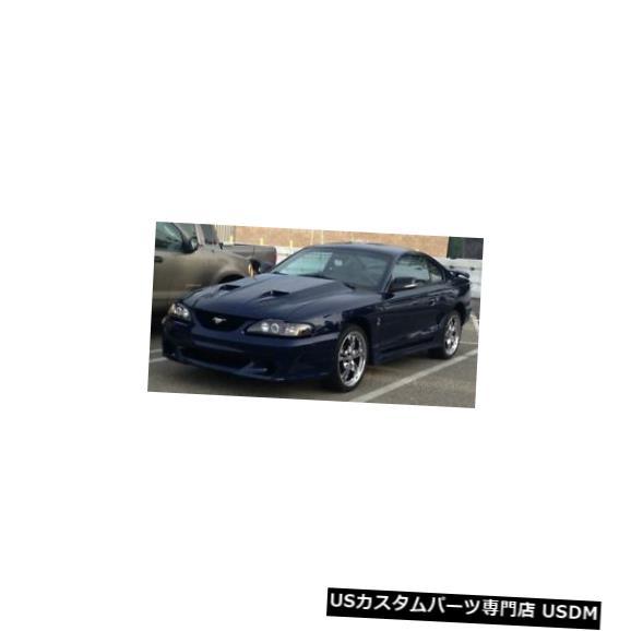 ボンネット 99-04フォードマスタングTruFiberマッハ1ボディキット-フード!!! TF10023-A29 99-04 Ford Mustang TruFiber Mach 1 Body Kit- Hood!!! TF10023-A29