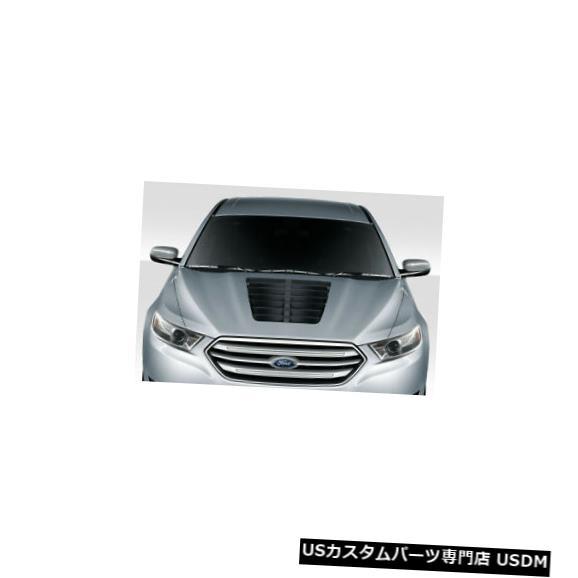 ボンネット 13-19フォードトーラスGT500 V2デュラフレックスボディキット-フード!!! 115368 13-19 Ford Taurus GT500 V2 Duraflex Body Kit- Hood!!! 115368