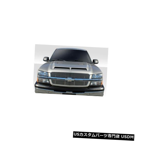 ボンネット 02-06シボレー雪崩w / oクラッドGT500デュラフレックスボディキット-フード!!! 115176 02-06 Chevrolet Avalanche w/o Cladding GT500 Duraflex Body Kit- Hood!!! 115176