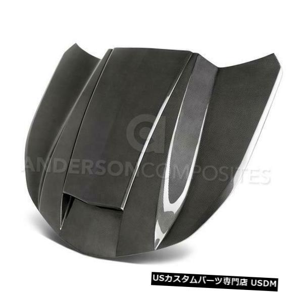 ボンネット 16-18カマロタイプCPアンダーソンカーボンファイバーボディキットフード!!! AC-HD16CHCAM-C P-DS 16-18 Camaro Type-CP Anderson Carbon Fiber Body Kit- Hood!!! AC-HD16CHCAM-CP-DS