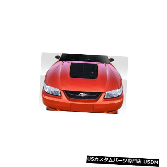 ボンネット 99-04フォードマスタングGT500 V2 Duraflexボディキット-フード!!! 115191 99-04 Ford Mustang GT500 V2 Duraflex Body Kit- Hood!!! 115191