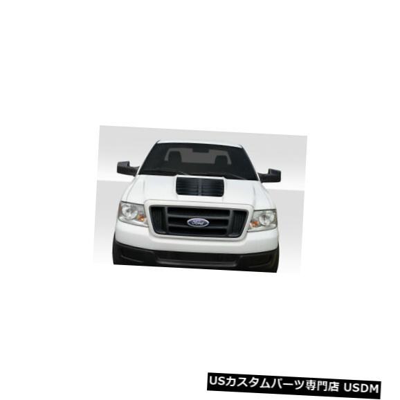 ボンネット 04-08フォードF150 GT500 V2デュラフレックスボディキット-フード!!! 115343 04-08 Ford F150 GT500 V2 Duraflex Body Kit- Hood!!! 115343