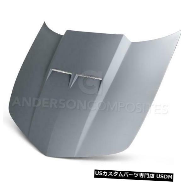 ボンネット 10-13シボレーカマロラムエアーアンダーソングラスボディキット-フード!!! AC-HD1011CHCAM -SC-GF 10-13 Chevy Camaro Ram Air Anderson Glass Body Kit- Hood!!! AC-HD1011CHCAM-SC-GF
