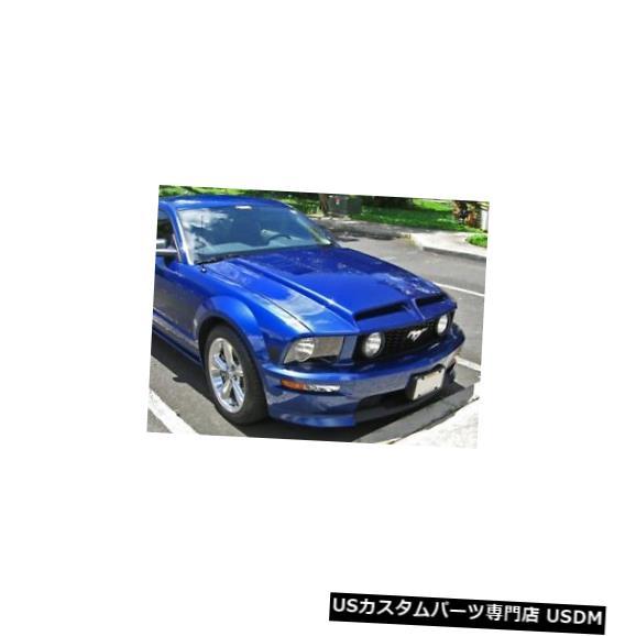 ボンネット 05-09フォードマスタングTruFiber GT-Sボディキット-フード!!! TF10024-A52 05-09 Ford Mustang TruFiber GT-S Body Kit- Hood!!! TF10024-A52