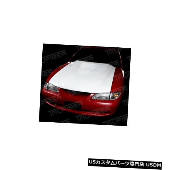 ボンネット 94-98フォードマスタングTruFiberコブラRボディキット-フード!!! TF10022-A31 94-98 Ford Mustang TruFiber Cobra R Body Kit- Hood!!! TF10022-A31