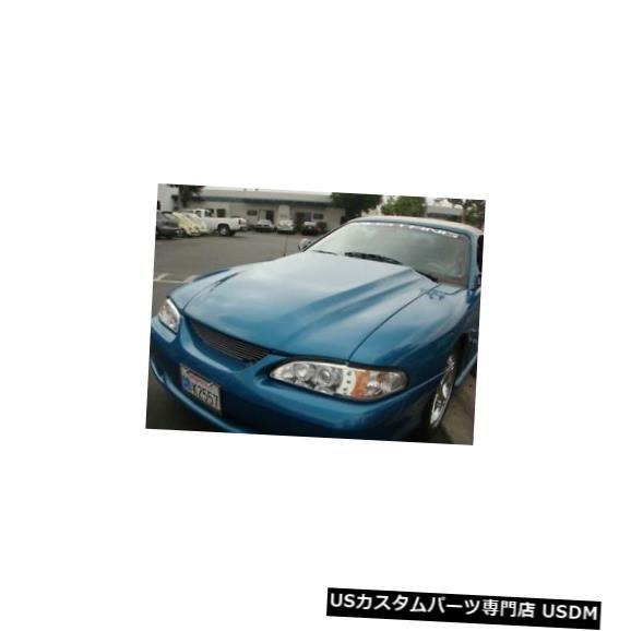 ボンネット 94-98フォードマスタングTruFiberコブラRRボディキット-フード!!! TF10022-A32 94-98 Ford Mustang TruFiber Cobra RR Body Kit- Hood!!! TF10022-A32