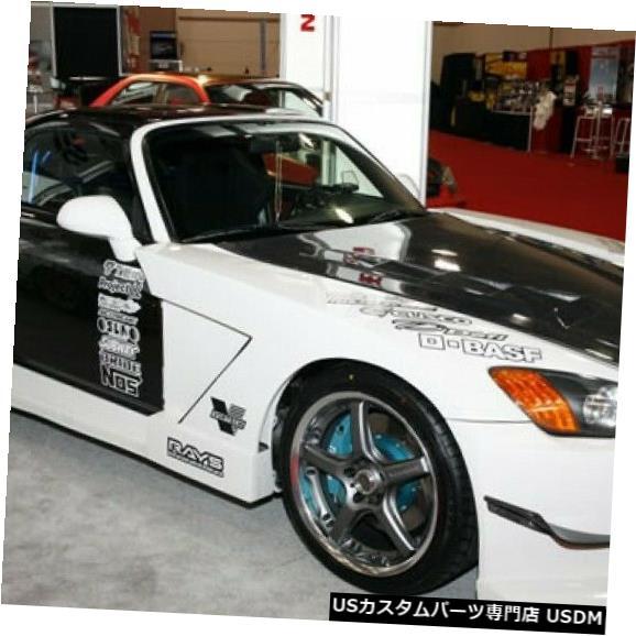 ボンネット 00-09ホンダS2000 MGスタイルセイボンカーボンファイバーボディキット-フード!!! HD0005HDS2K-MG 00-09 Honda S2000 MG-Style Seibon Carbon Fiber Body Kit- Hood!!! HD0005HDS2K-MG