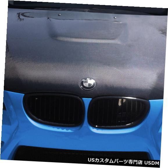 ボンネット 04-10 BMW 5シリーズAF1 DriTechカーボンファイバーボディキット-フード!!! 112909 04-10 BMW 5 Series AF1 DriTech Carbon Fiber Body Kit- Hood!!! 112909