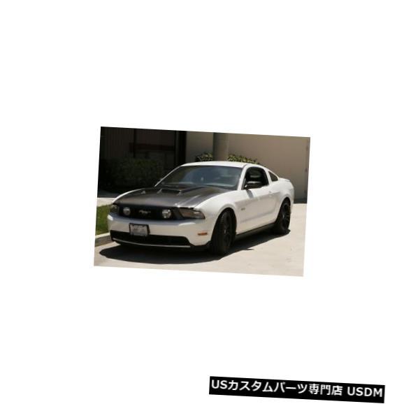 ボンネット 10-14フォードマスタングTruFiberカーボンファイバーGT-Sボディキット-フード!!! TC10025-A42 10-14 Ford Mustang TruFiber Carbon Fiber GT-S Body Kit- Hood!!! TC10025-A42