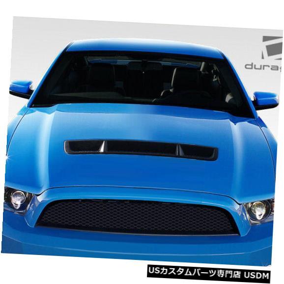ボンネット 10-14 Ford Mustang GT500 Duraflex Body Kit- Conv Hood !!! 108229 10-14 Ford Mustang GT500 Duraflex Body Kit- Conv Hood!!! 108229