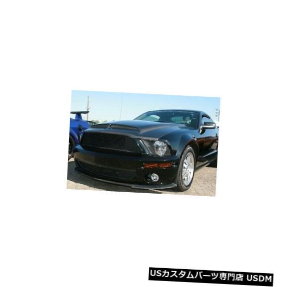 ボンネット 05-09フォードマスタングGT500 TruFiberカーボンファイバーKRボディキット-フード!! TC10024-A53KR 05-09 Ford Mustang GT500 TruFiber Carbon Fiber KR Body Kit- Hood!! TC10024-A53KR