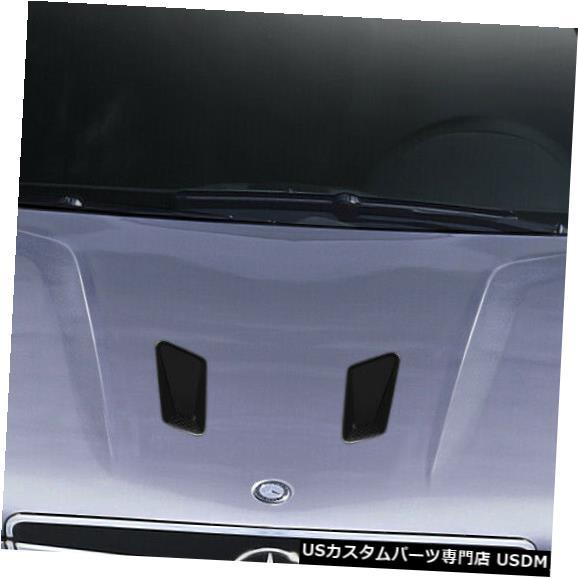 ボンネット 08-11メルセデスCクラスブラックシリーズルックDuraflexボディキット-フード!!! 112201 08-11 Mercedes C Class Black Series Look Duraflex Body Kit- Hood!!! 112201