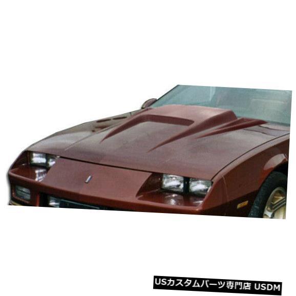 ボンネット 82-92シボレーカマロスパイダー3デュラフレックスボディキット-フード!!! 103789 82-92 Chevrolet Camaro Spyder 3 Duraflex Body Kit- Hood!!! 103789