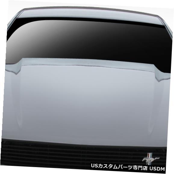 ボンネット 10-12フォードマスタングコブラRデュラフレックスボディキット-フード!!! 112355 10-12 Ford Mustang Cobra R Duraflex Body Kit- Hood!!! 112355