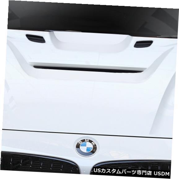ボンネット 12-18 BMW 4シリーズAF-1エアロ機能ボディキット-GFKフード!!! 113592 12-18 BMW 4 Series AF-1 Aero Function Body Kit- GFK Hood!!! 113592