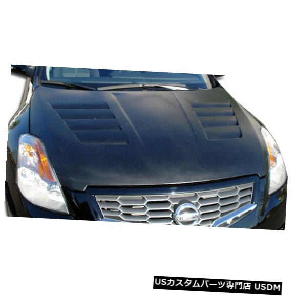 ボンネット 07-09日産アルティマGTコンセプトデュラフレックスボディキットに適合-フード!!! 104310 07-09 Fits Nissan Altima GT Concept Duraflex Body Kit- Hood!!! 104310