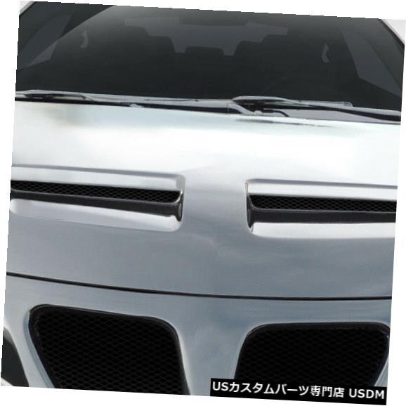 ボンネット 05-10ポンティアックG6 GTコンペティションデュラフレックスボディキット-フード!!! 109805 05-10 Pontiac G6 GT Competition Duraflex Body Kit- Hood!!! 109805