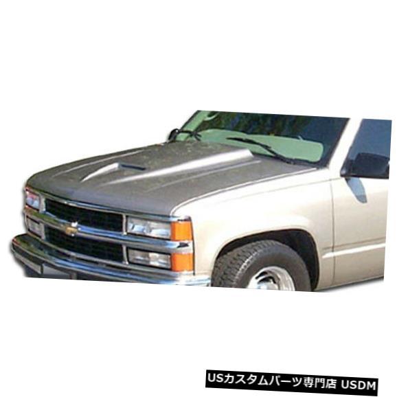 ボンネット 88-99シボレーC / Kシリーズピックアップラムエアデュラフレックスボディキット-フード!!! 103022 88-99 Chevrolet C/K Series Pickup Ram Air Duraflex Body Kit- Hood!!! 103022