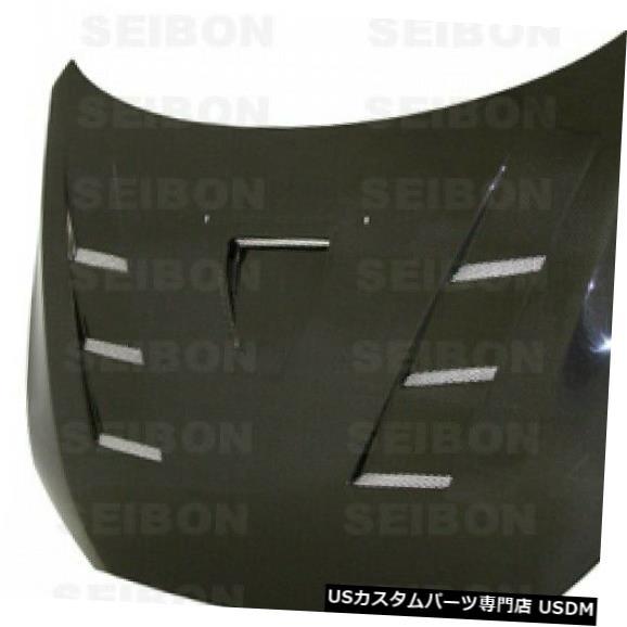 ボンネット 08-15三菱ランサーTSセイボンカーボンファイバーボディキット-フード!! HD0809MITEVOX- TS 08-15 Mitsubishi Lancer TS Seibon Carbon Fiber Body Kit- Hood!! HD0809MITEVOX-TS