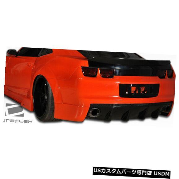 Rear Wide Body Kit Bumper 10-13シボレーカマロサーキットDuraflexリアワイドボディキットバンパー!!! 105816 10-13 Chevrolet Camaro Circuit Duraflex Rear Wide Body Kit Bumper!!! 105816