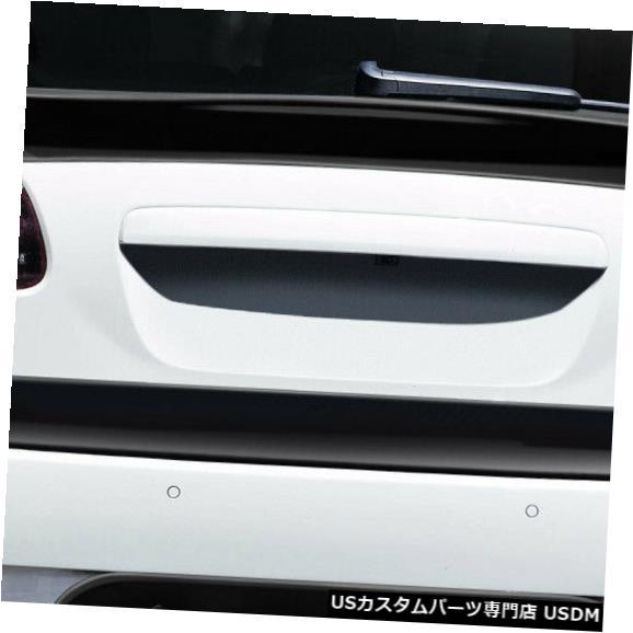 Rear Wide Body Kit Bumper 11-14ポルシェカイエンAF-4オーバーストック(GFK)リアワイドボディキットバンパー112279 11-14 Porsche Cayenne AF-4 Overstock (GFK) Rear Wide Body Kit Bumper 112279