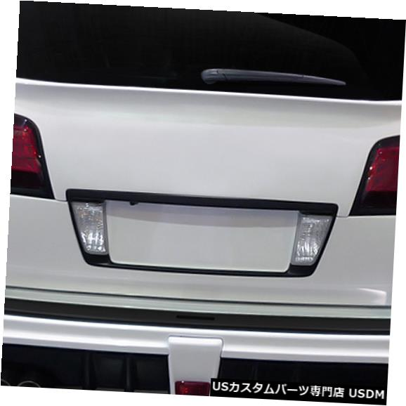 Rear Wide Body Kit Bumper 08-15レクサスLX AF-1オーバーストック(GFK)リアワイドボディキットバンパー!!! 112292 08-15 Lexus LX AF-1 Overstock (GFK) Rear Wide Body Kit Bumper!!! 112292