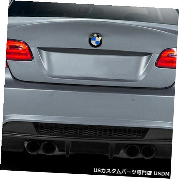 Rear Wide Body Kit Bumper 08-13 BMW M3 2DR AF-5エアロ機能ワイドリアボディキットバンパー!!! 112892 08-13 BMW M3 2DR AF-5 Aero Function Wide Rear Body Kit Bumper!!! 112892