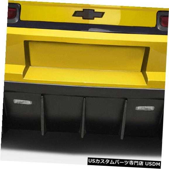 Rear Wide Body Kit Bumper 10-13シボレーカマロCCGデュラフレックスワイドリアバンパーリップボディキット!!! 113056 10-13 Chevrolet Camaro CCG Duraflex Wide Rear Bumper Lip Body Kit!!! 113056