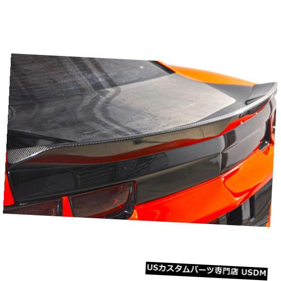 Trunk 10-13シボレーカマロOEMカーボンファイバークリエーションボディキット-トランク/ハット h !!! 105827 10-13 Chevrolet Camaro OEM Carbon Fiber Creations Body Kit-Trunk/Hatch!!! 105827