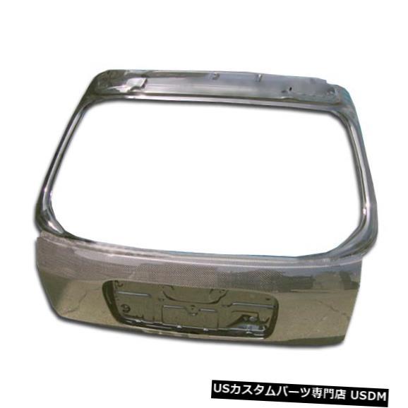 Trunk 96-00ホンダシビックHB OEMカーボンファイバークリエーションボディキット-トランク/ハット h !!! 102877 96-00 Honda Civic HB OEM Carbon Fiber Creations Body Kit-Trunk/Hatch!!! 102877