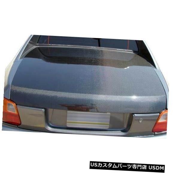 Trunk 93-97ホンダデルソルOEMカーボンファイバークリエーションズボディキット-トランク/ハット h !!! 104760 93-97 Honda Del Sol OEM Carbon Fiber Creations Body Kit-Trunk/Hatch!!! 104760