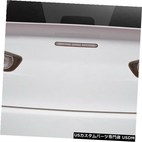Trunk 08-17三菱ランサーGTコンセプトデュラフレックスボディキット-トランク/ハット h !!! 109672 08-17 Mitsubishi Lancer GT Concept Duraflex Body Kit-Trunk/Hatch!!! 109672
