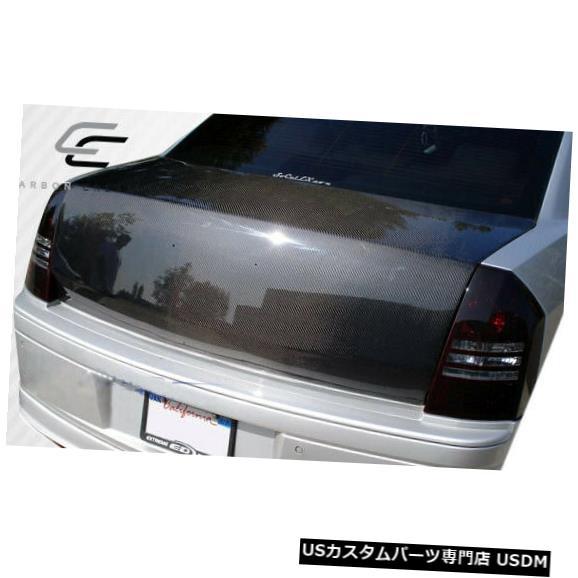 Trunk 05-07クライスラー300 OEMカーボンファイバークリエーションボディキット-トランク/ハット h !!! 103970 05-07 Chrysler 300 OEM Carbon Fiber Creations Body Kit-Trunk/Hatch!!! 103970