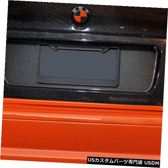 Trunk 00-06 BMW 3シリーズM-Techカーボンファイバークリエーションズボディキット-トランク/ハット h !!! 108633 00-06 BMW 3 Series M-Tech Carbon Fiber Creations Body Kit-Trunk/Hatch!!! 108633